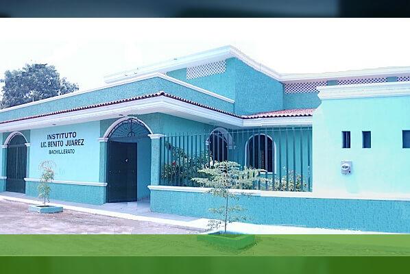 Inauguración del Instituto